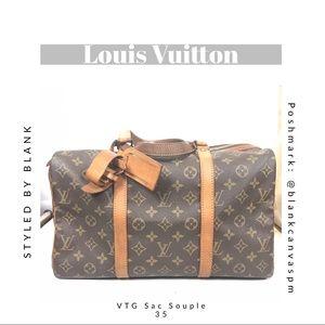 ba385b68b507 Women s Louis Vuitton Saddle Bag on Poshmark